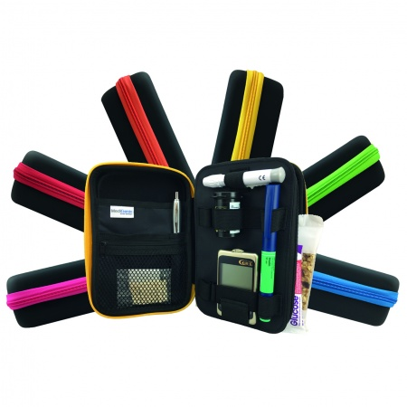 All-In Plus Diabetic Carry Case