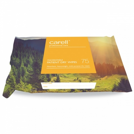 Carell Dry Wipes