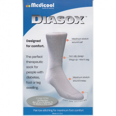 Diasox Cotton - Therapeutic Socks