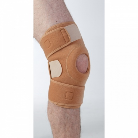 EuniceMed Open Patella Knee Support