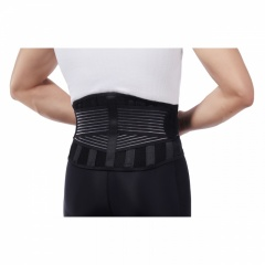 9-inch Breathable Lumbar Support with 4 plastic stays
