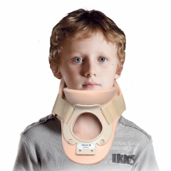 Paediatric Cervical Collar with Trachea Opening