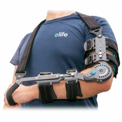 ROM Elbow Brace with Hand Grip