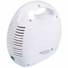 MediGenix Piston Nebulizer with ON-DEMAND ampoule